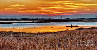 Photograph - Sunrise Over Highway 12 by Dan Carmichael