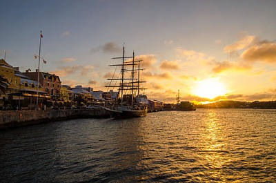 Photograph - Sunrise Over Lord Nelson by Jeff at JSJ Photography