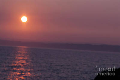 Photograph - Sunrise Over St Ives by Jenny Potter