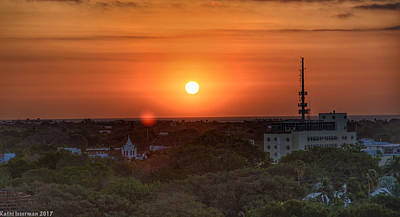 Photograph - Sunrise Over The Keys by Kathi Isserman