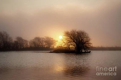 Photograph - Sunrise Over The Tarn by Mariusz Talarek