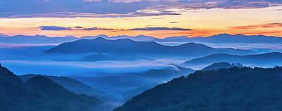 Photograph - Sunrise Over The Valley by Andy Crawford