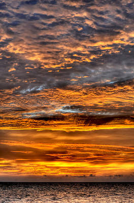 Photograph - Sunrise Over Yamacraw by Jeremy Lavender Photography