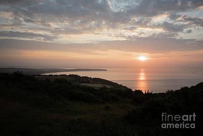 Photograph - Sunrise Past Culver by Clayton Bastiani