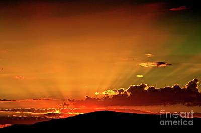 Sunrise Prescott Arizona Original by Gus McCrea