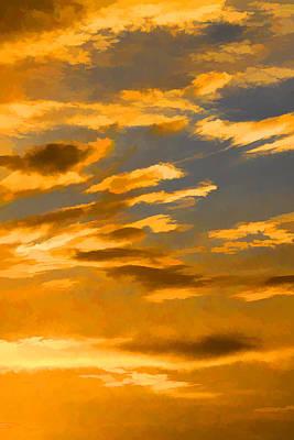 Photograph - Sunrise by Ricky Barnard