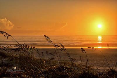 Target Threshold Nature - Sunrise Romance by Joseph Desiderio