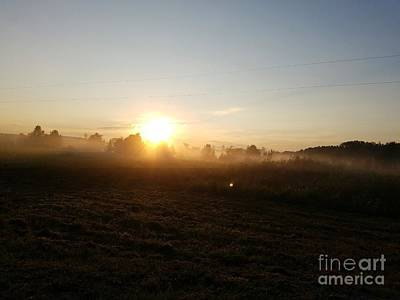 Photograph - Sunrise Spectaculate 2 by Maria Urso