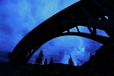 Photograph - Sunrise Storm by Sean Sarsfield