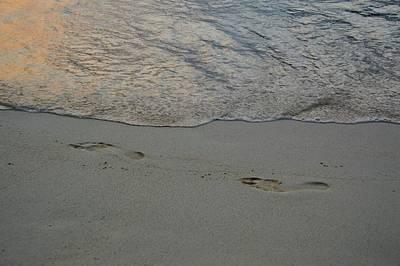 Photograph - Sunrise Strolling Prints by JAMART Photography