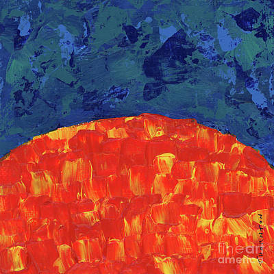 Painting - Sunrise Sunset 2 by Diane Thornton