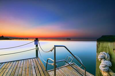 Photograph - Sunrise Surprise by Nadia Sanowar