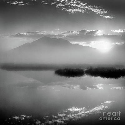 Art Print featuring the photograph Sunrise by Tatsuya Atarashi