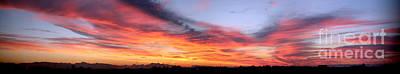 Clous Photograph - Sunrise by Tylir Wisdom