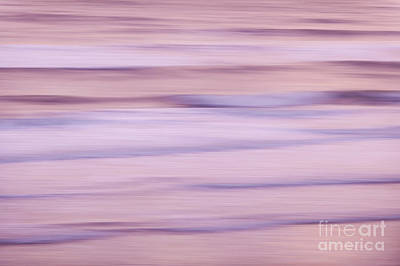 Sunrise Waves 1 Art Print