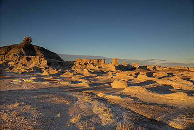 Photograph - Sunrise With The Hoodoos by Kunal Mehra