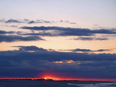 Photograph - Sunrise X by  Newwwman