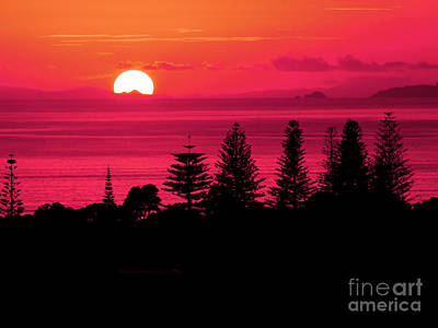 Photograph - Suns Up by Karen Lewis