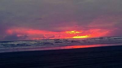 Photograph - Sunset #1 by Anne Westlund