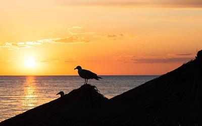 Sunset 1 Original by Ivan Vukelic