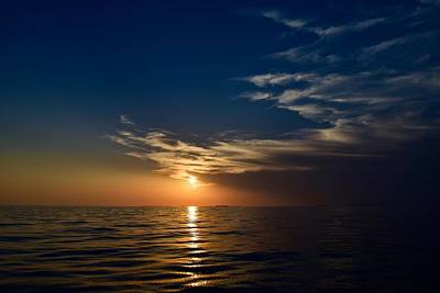 Photograph - Sunset 1  by Shabnam Nassir