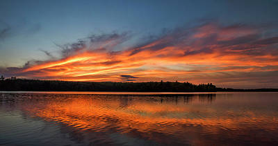 Photograph - Sunset #102 by Alex Galkin