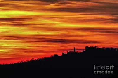 Photograph - Sunset 11 by Jean Bernard Roussilhe