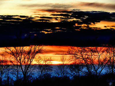 Photograph - Sunset 11 by Scott Hovind