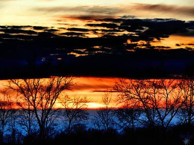 Photograph - Sunset 11 by Scott Hovind