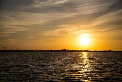 Photograph - Sunset 2 by Dart and Suze Humeston