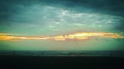 Photograph - Sunset #4 by Anne Westlund