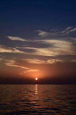 Photograph - Sunset 5 by Shabnam Nassir