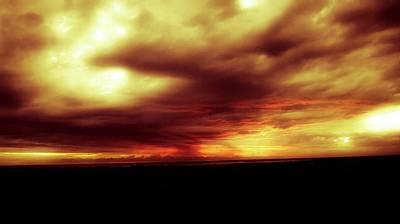 Photograph - Sunset #6 by Anne Westlund