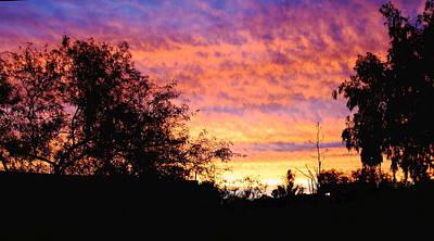 Photograph - Sunset 6 by M Diane Bonaparte
