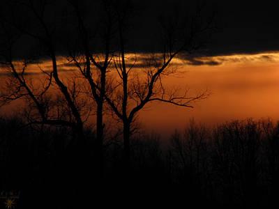 Photograph - Sunset 6 by Scott Hovind