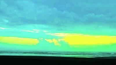 Photograph - Sunset #8 by Anne Westlund