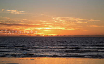 Photograph - Sunset  8b5488 by Stephen Parker