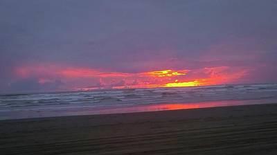 Photograph - Sunset #9 by Anne Westlund