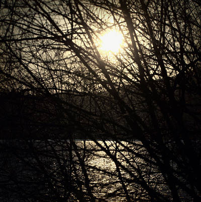 Photograph - Sunset Abstract by Joseph Skompski