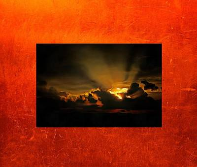 Photograph - Sunset After Storm 2 by Dorothy Berry-Lound