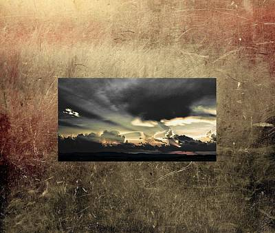 Photograph - Sunset After Storm by Dorothy Berry-Lound