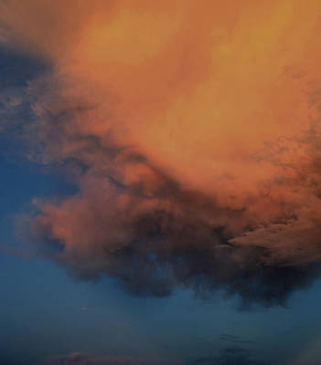 Photograph - Sunset After The Storm by Ally White