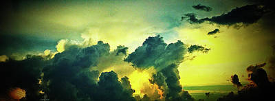 Photograph - Sunset After The Storm by Roger Passman