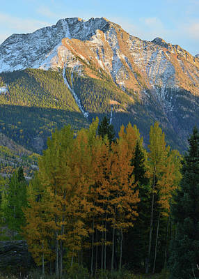 Photograph - Sunset Along Million Dollar Highway by Ray Mathis
