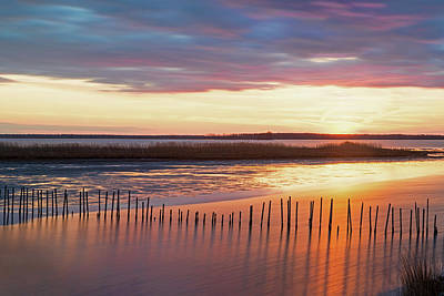 Photograph - Flowing Tide by Dana Sohr