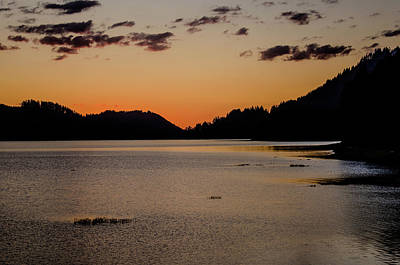 Photograph - Sunset At Cottage Grove by Patricia Dennis