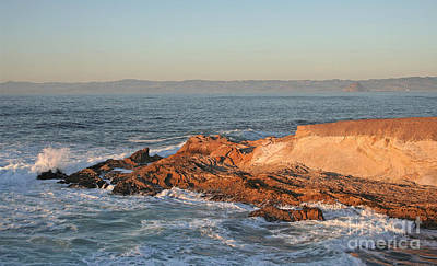 Photograph - Sunset At Montana De Oro by Michael Rock