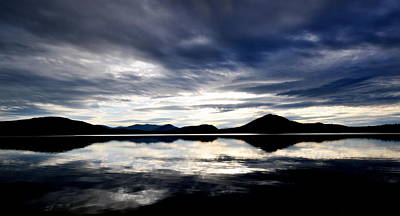 Sunset At Moosehead Lake Original