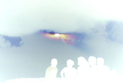 Photograph - Sunset At Munbai by Benoit Beal