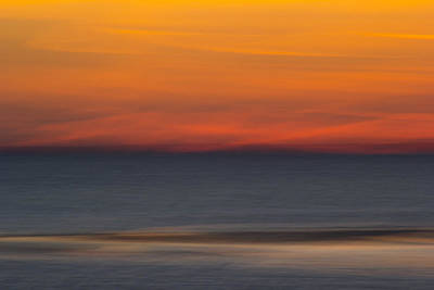 Sunset At The Beach Original